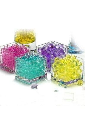 Aksh 1200 Adet 9-11 Mm Su Maymunu Kristal Boncuk Renkli Toplar Topraksız Yetiştirme 3