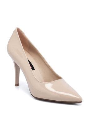 Tergan Kadın Vizon Vegan Ayakkabı 65677q4x 0