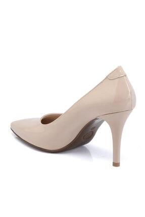 Tergan Kadın Vizon Vegan Ayakkabı 65677q4x 1