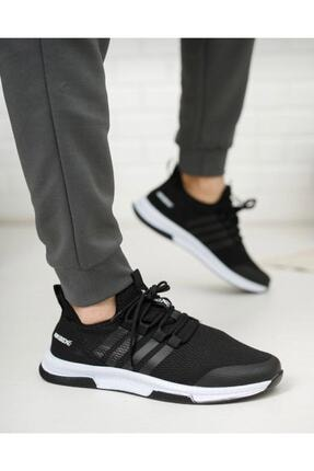 TUGGON Unisex Spor Tam Ortopedik Triko Sneaker Ayakkabı 4
