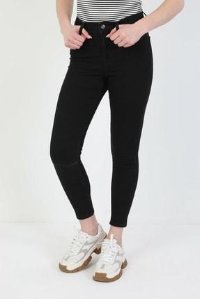 Colin's Kadın Siyah Süper Slim Fit Kadin Pantalon 1