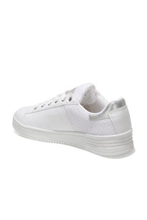 Lumberjack ARYA 1FX Beyaz Kadın Havuz Taban Sneaker 100696317 2