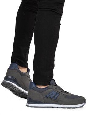 Ayakkabix Erkek Füme Lacivert Dragon Porsh Günlük Spor Ayakkabı 1