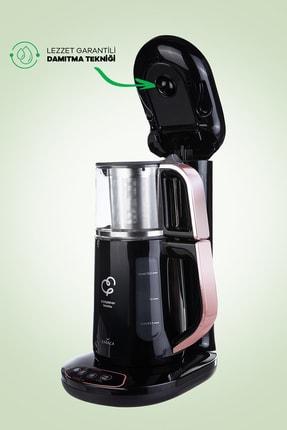 Karaca Çaysever Robotea Rosegold Çay Makinesi 0