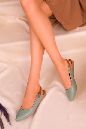 Soho Exclusive Yeşil Kadın Sandalet 16216 0