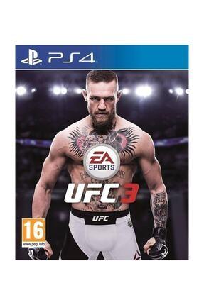 Electronic Arts UFC 3 Ps4 Oyun 0