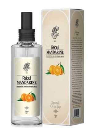 Rebul Mandarine Sprey Kolonya 100 ml 0
