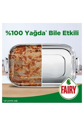 Fairy 2'li Limon Sıvı Bulaşık Deterjanı 1000 ml 2