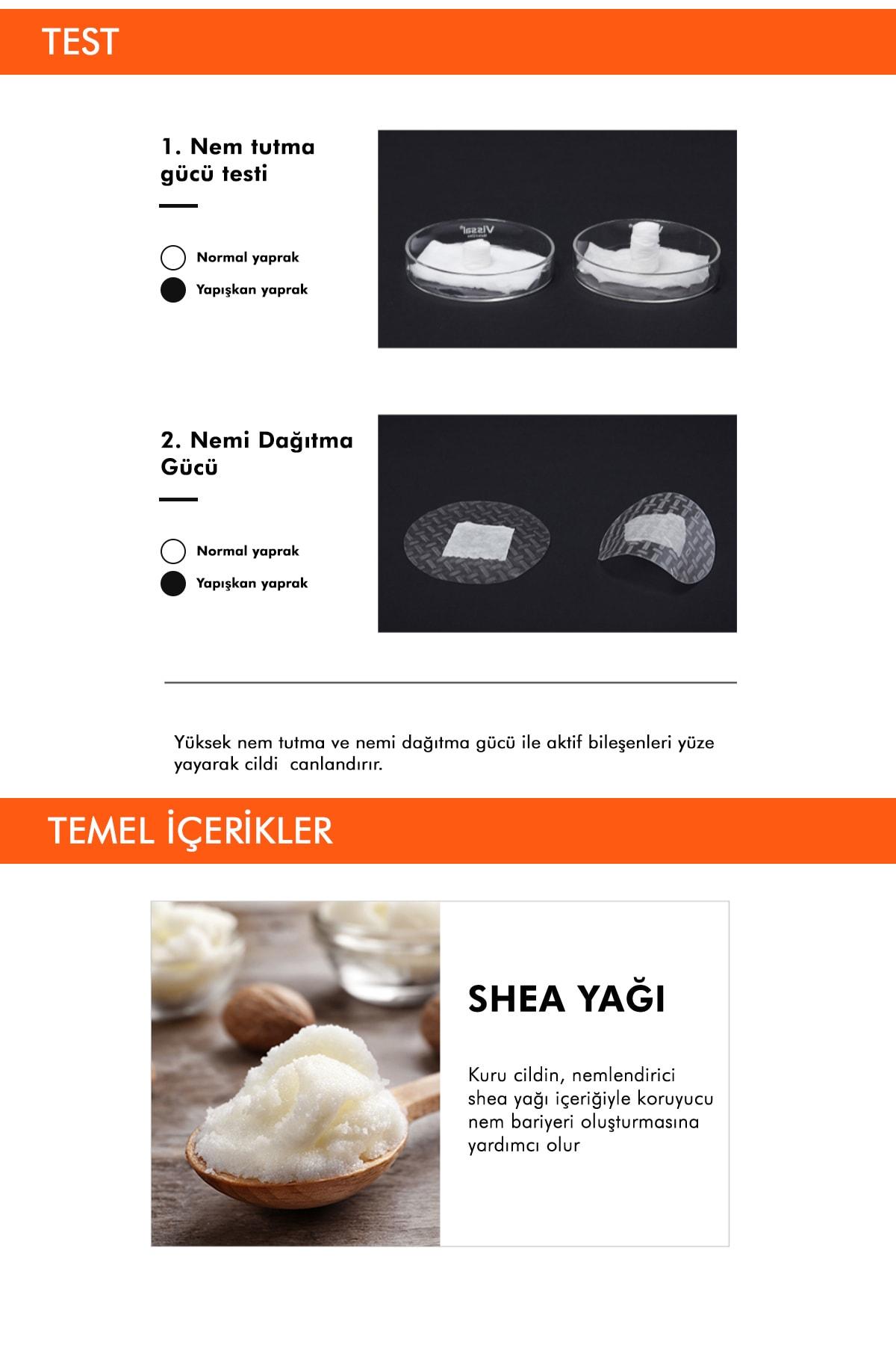 Missha Shea Yağı Besleyici ve Yoğun Nemlendirici Yaprak Maske (1ad) Airy Fit Sheet Mask Shea Butter 3