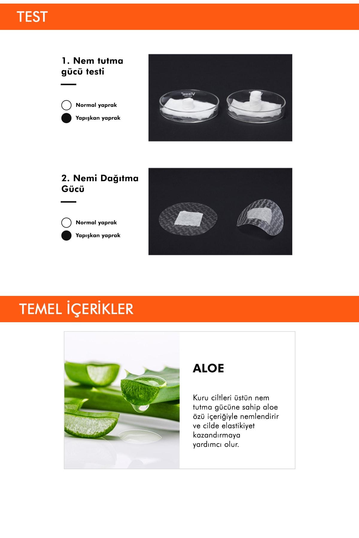 Missha Aloe Veralı Yatıştırıcı ve nemlendirici Yaprak Maske (1ad) Airy Fit Sheet Mask 3