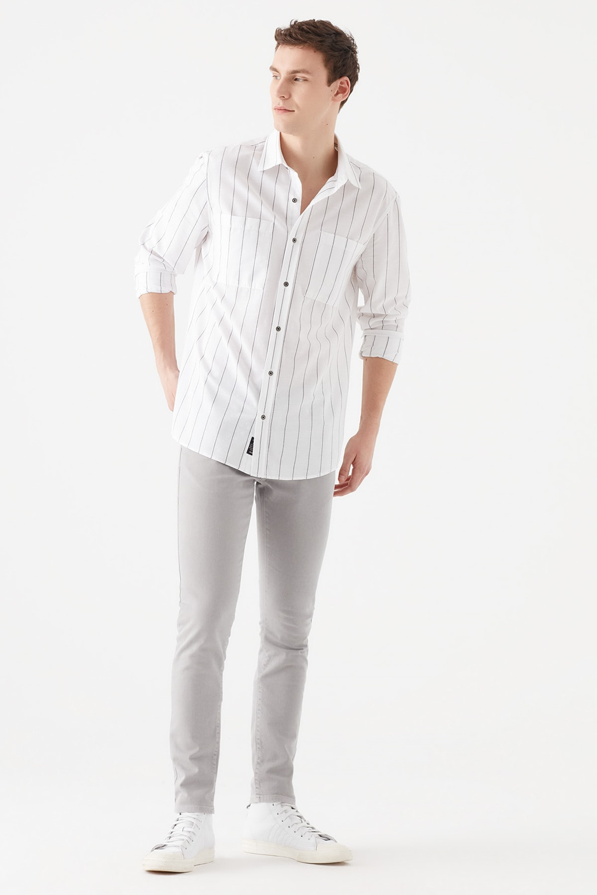 Erkek James  Comfort Renkli Pantolon 0042432490