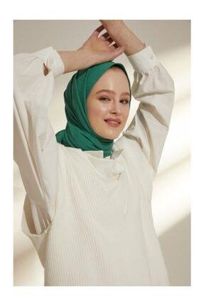 Luxury Zümrüt Yeşil Şal KB21YQEF0001