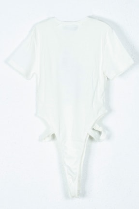 Kadın Zıbınlı Baskılı Tişört M0000873