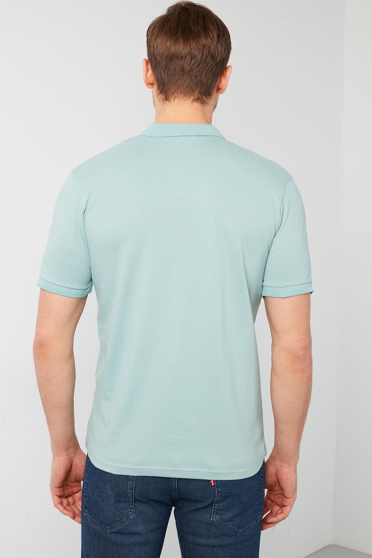Buratti Pamuklu Düğmeli Polo T Shirt 0438101 3