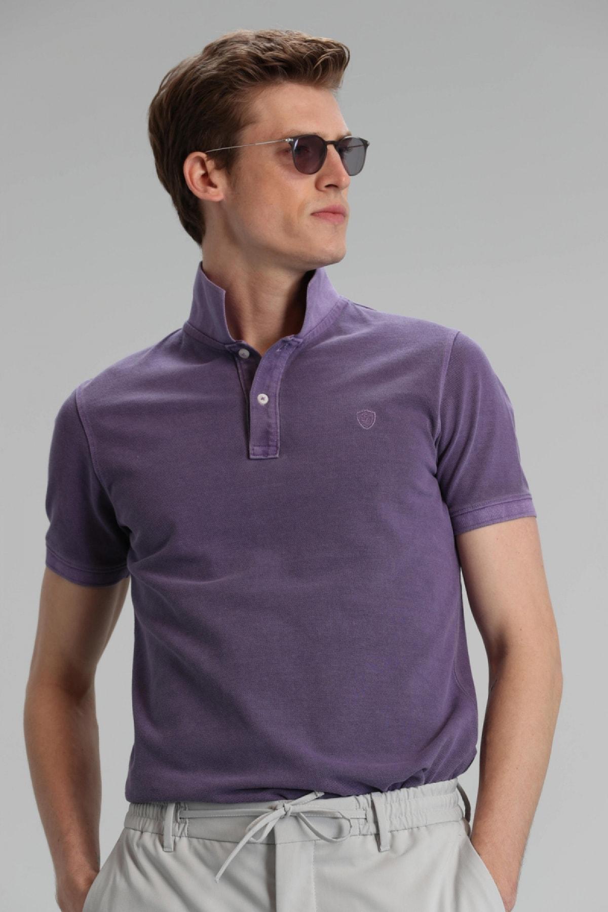 Lufian Erkek Spor Polo T- Shirt 1