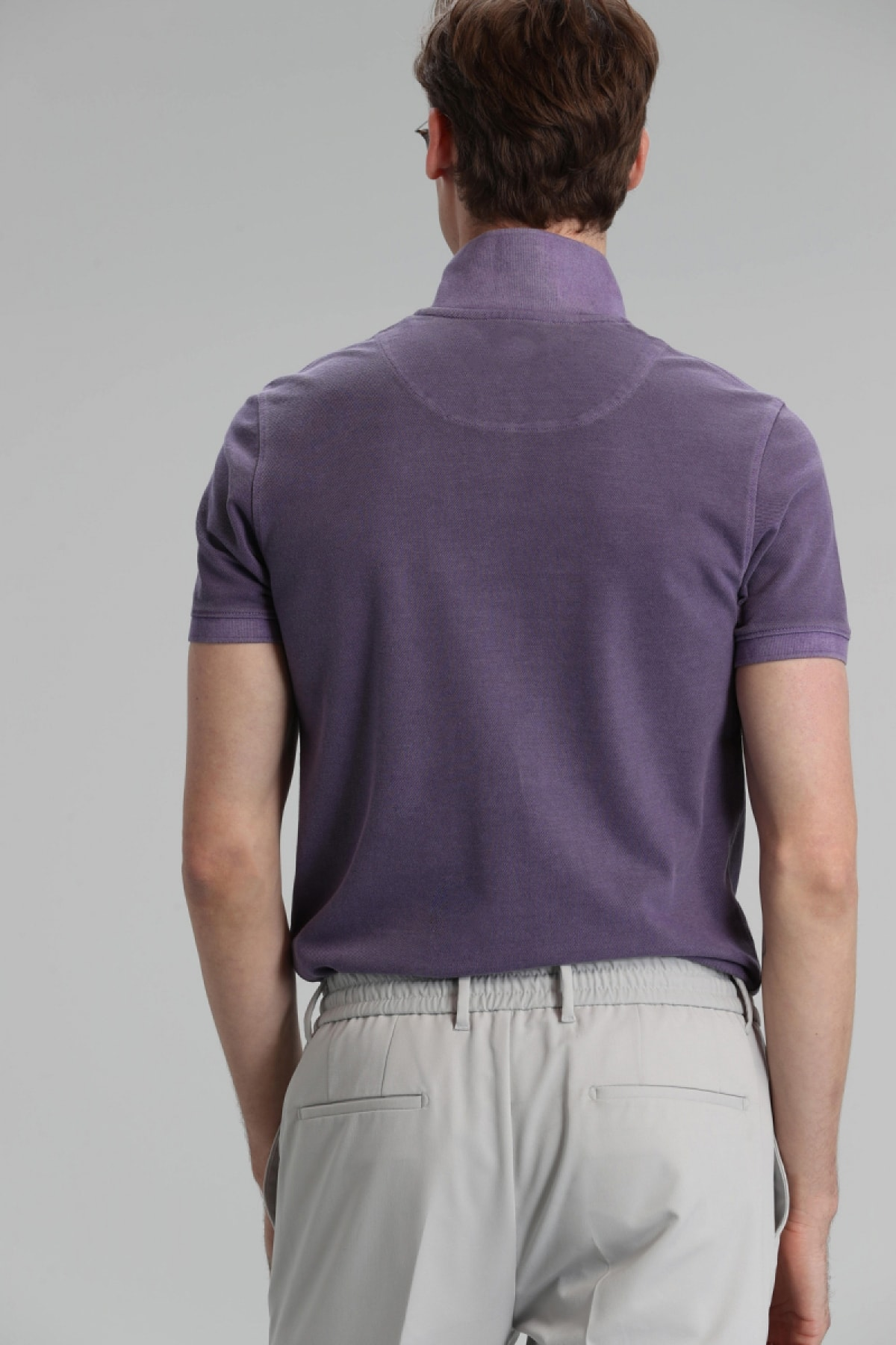 Lufian Erkek Spor Polo T- Shirt 3