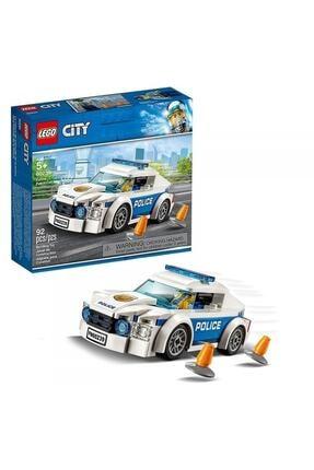 LEGO ® - City Polis Devriye Arabası 60239 0
