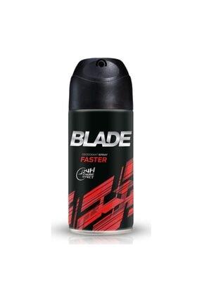 Blade Faster Deodorant 150 Ml 5 Adet 0