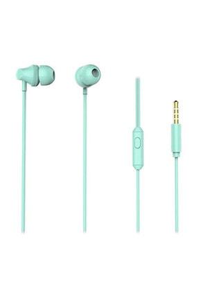 Snopy Rampage SN-R99 Elity Turkuaz Kulak İçi Mikrofonlu Kulaklık 0