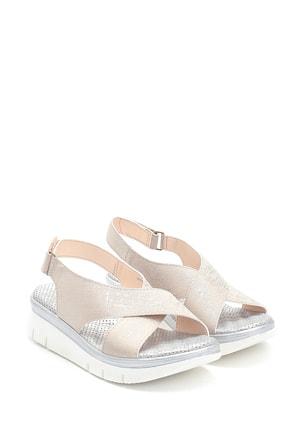 Derimod Kadın Bantlı Sandalet 2