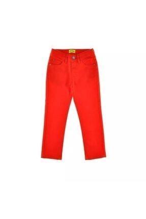 Erkek Çocuk Kırmızı Pantolon resmi