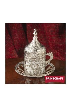 Primecraft Gümüş Kahve Fincan Takımı 6'lı 2