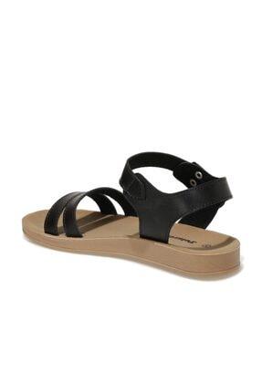 Polaris 91.158659.Z1FX Siyah Kadın Sandalet 101020336 2