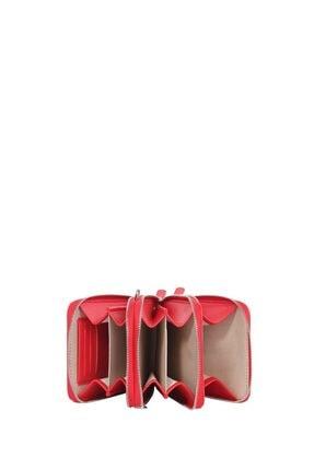 Cengiz Pakel Shirley Kadın Omuz Çantası 7307-kırmızı 2