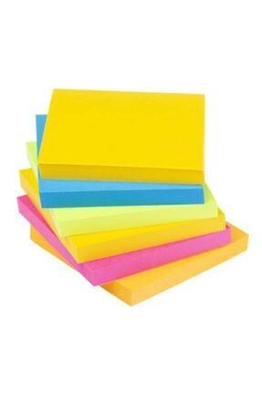 FixPoint Postit Yapışkanlı Kağıt 80 Yaprak 2 Adet Index 0