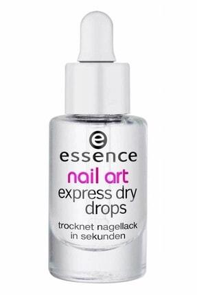 Essence Oje Kurutucu Damla - Nail Art Express Dry Drops 4250338443772 0
