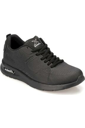 Kinetix NINA PU M 9PR Siyah Erkek Sneaker Ayakkabı 100417139 0