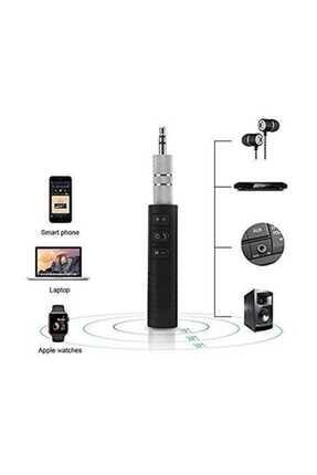Paleon Bluetooth Aux Kiti Araç Kiti 3,5 Mm Aux Ses Bluetooth Adaptör 0