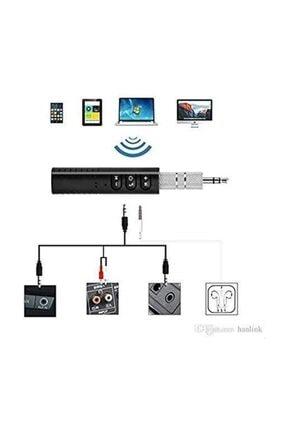 Paleon Bluetooth Aux Kiti Araç Kiti 3,5 Mm Aux Ses Bluetooth Adaptör 1