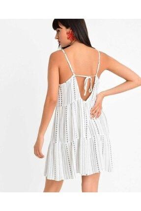OXİJEN GİYİM Askılı Elbise 2
