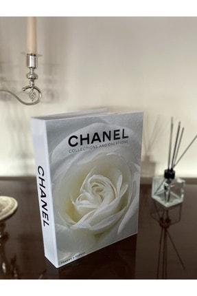 Chanel Dekoratif Kitap Kutu Aksesuar NK0532