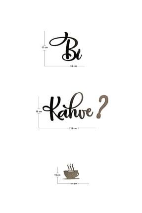Kaya Hediyelik Dekoratif Bi Kahve 3