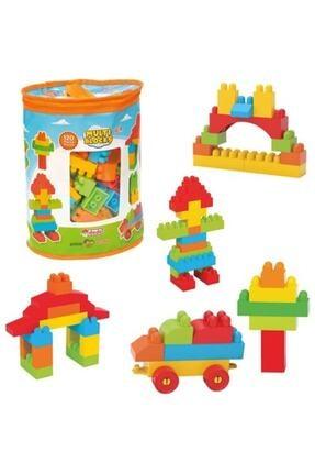 DEDE Multi Bloklar 120 Parça 01255 0