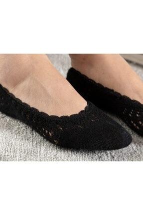 English Home Fairy Pamuk Kadın Çorap Siyah 1