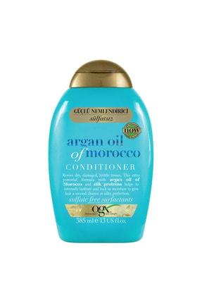 OGX Extra Güçlü Nemlendirici ve Canlandırıcı Argan Oil of Morocco Sülfatsız Bakım Kremi 385 ml 1