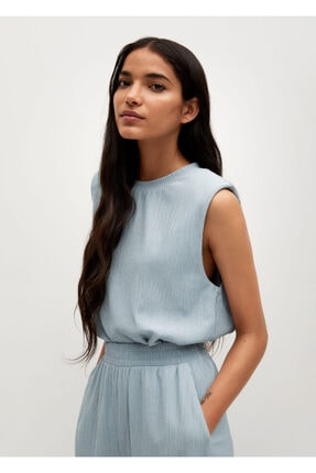 Mango Kadın Bluz 0