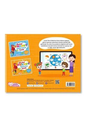 Pembe Patikler Yayınları Lovely Parrot Reference & Actıvıty Book (Preschool) 3