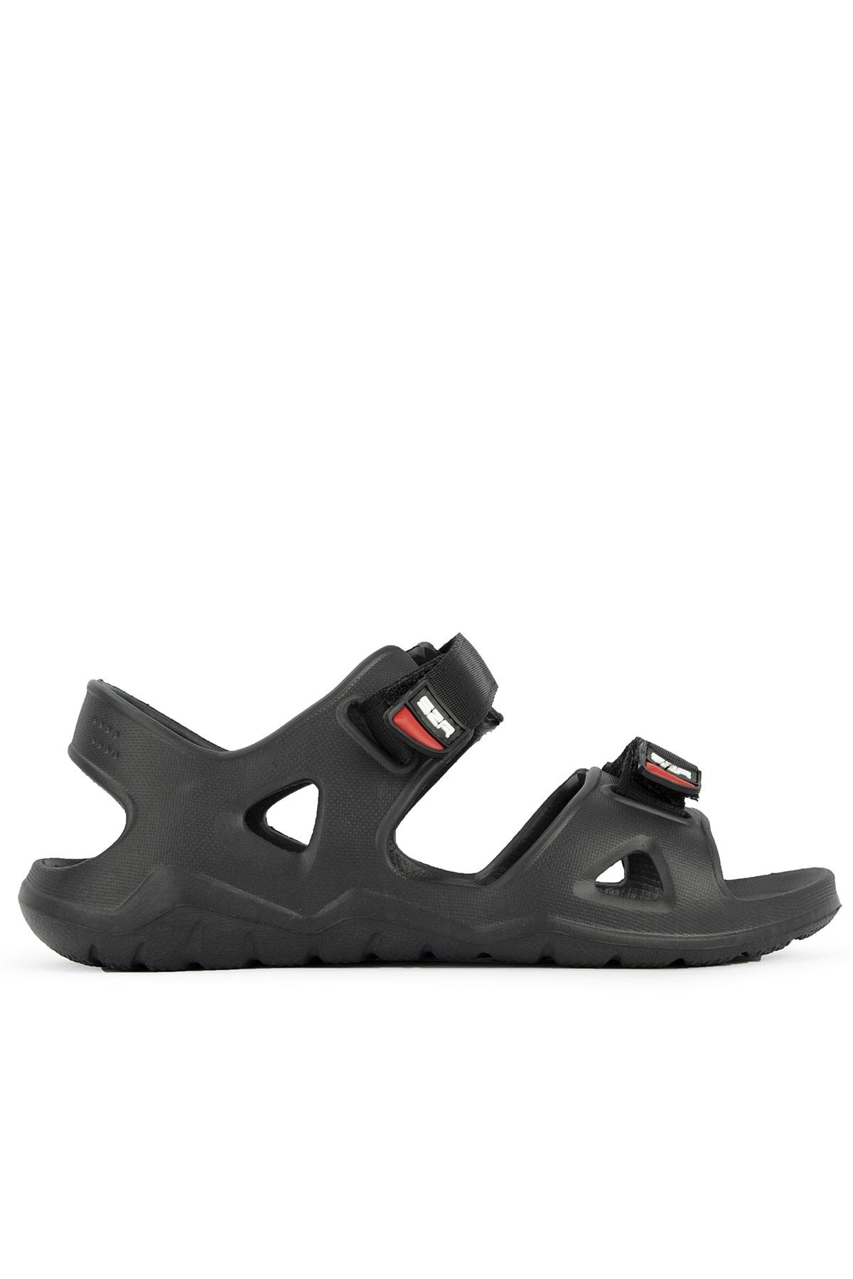Kadın Siyah Okra Sandalet Sa11sk036