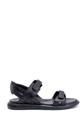 Derimod Kadın Deri Bantlı Sandalet 0