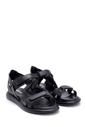 Derimod Kadın Deri Bantlı Sandalet 2