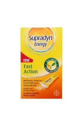 Supradyn Energy Fast Action 10 Saşe 0