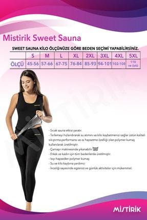 Marketimgel Sweet Sauna Unisex Termal Tayt ((sadece 2li Tayt)) 1