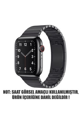 Apple Microsonic Watch Series 6 44mm Kordon Link Bracelet Band 1