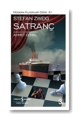 TÜRKİYE İŞ BANKASI KÜLTÜR YAYINLARI Satranç - Stefan Zweig 0