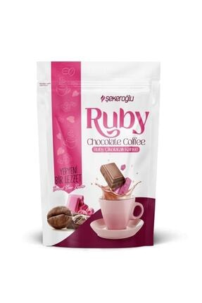 Şekeroğlu Ruby Çikolatalı Kahve 200 Gr 0