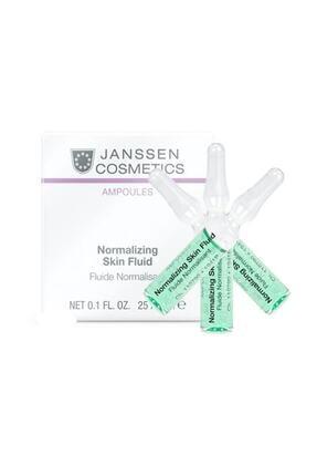 Janssen Cosmetics Normalizing Skin 3'lü Paket 0